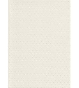 """Бумага с рельефным рисунком """"Точки"""" цвет молочный"""
