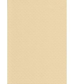 """Бумага с рельефным рисунком """"Точки"""" цвет слоновая кость"""