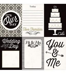 """Бумага  """"Wedding Day """""""