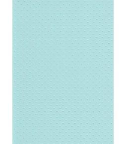 """Бумага с рельефным рисунком арт. ЛО-БР002-5 """"Точки"""" цв.св.голубой"""