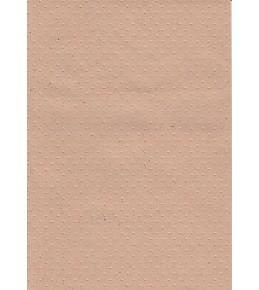 """Бумага с рельефным рисунком """"Точки"""" крафт"""