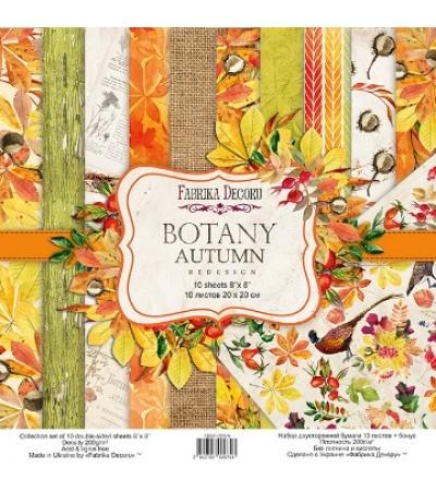 "Набор бумаги ""Botany autumn redesign"" 20x20 см"