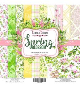 "Набор бумаги ""Spring blossom""  20x20 см"