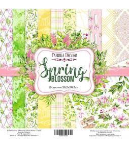 "Набор бумаги ""Spring blossom""  30*30 см"
