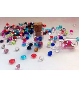 Акриловые украшения, алмазы, 4,5 мм