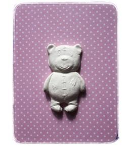 Медведь, полимерное украшение