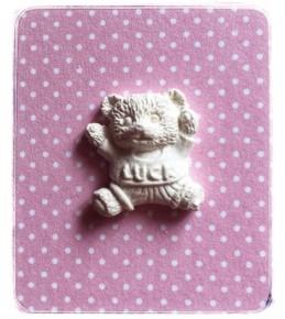 Медвежонок, полимерная глина