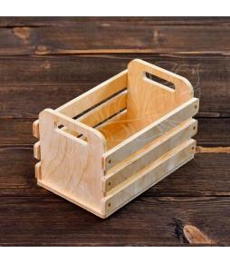 Предметный ящик из фанеры 6 мм