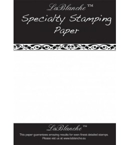 Бумага для штампинга 10*14 см