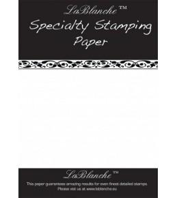 Бумага для штампинга 6,5*9 см