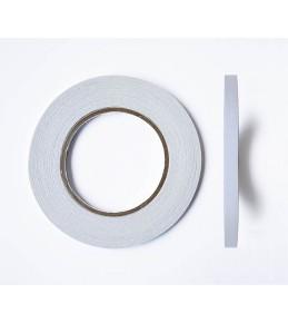 Двусторонний прозрачный скотч 9 мм, 50 м