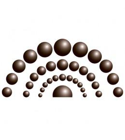 "Жидкий жемчуг ""Шоколадный"" 20мл"
