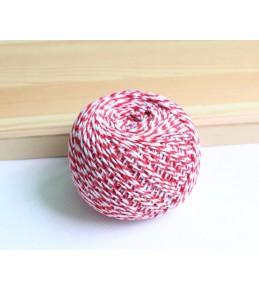 Двухцветный шнур, 1,5 мм