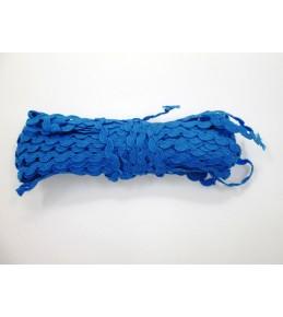 Тесьма вьюнчик, синяя