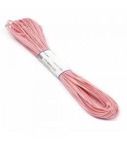 Шнур отделочный, розовый, 1,8 мм
