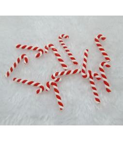Рождественская трость, 25*10 мм