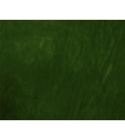Замша искусственная двухсторонняя, зеленая, 20х30см