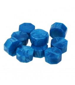 Воск голубой, гранулы, 3 штуки