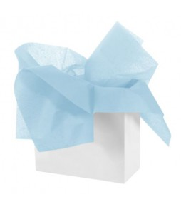 "Бумага тишью ""Голубой"""