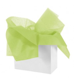 "Бумага тишью ""Зеленый"""