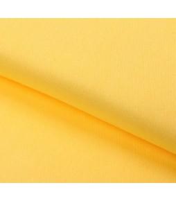 """Отрез ткани """" Солнечный жёлтый""""  50*50 см"""