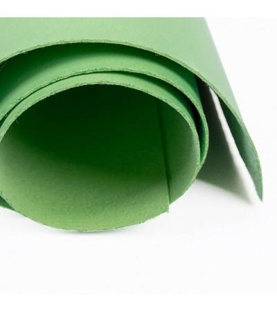 Кожа искусственная 35*50 см, цвет бледно зеленый