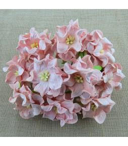 Гардении,  нежно-розовые   ,  35 мм