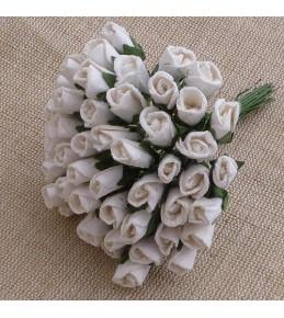 Бутоны роз, 6 мм