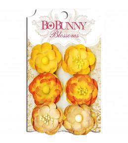 """Бумажные цветы """"Buttercup Pansy"""""""