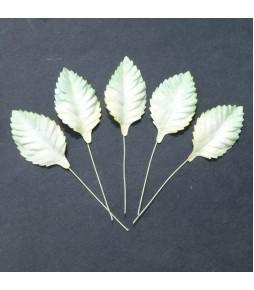 Листья  , 70 мм,  2-тоновые, 10 шт