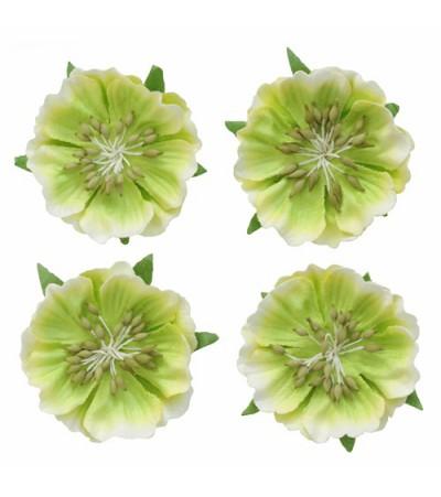Цветок анемоны, 4,2 см, 1 штука