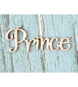 "Чипборд-надпись ""Prince"""